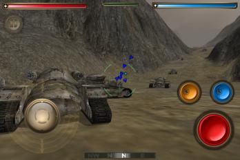 Tank Recon 2 (обновлено v 3.1.640) (Full) 1