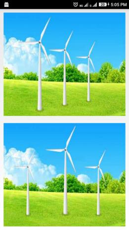 Windmill Live Wallpaper Screenshot 5