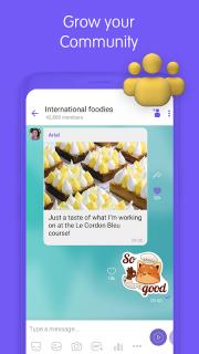 Viber Messenger screenshot 4