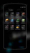 Black (Nero) Windows Theme Screenshot