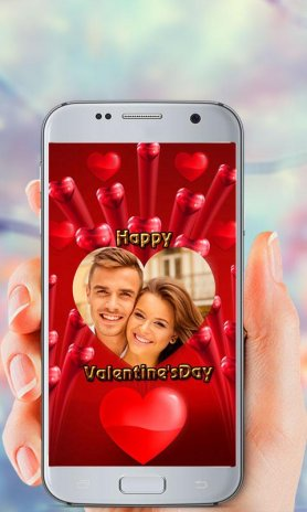 Happy Valentine\'s Day Photo Frames 1.1 Download APK for Android ...