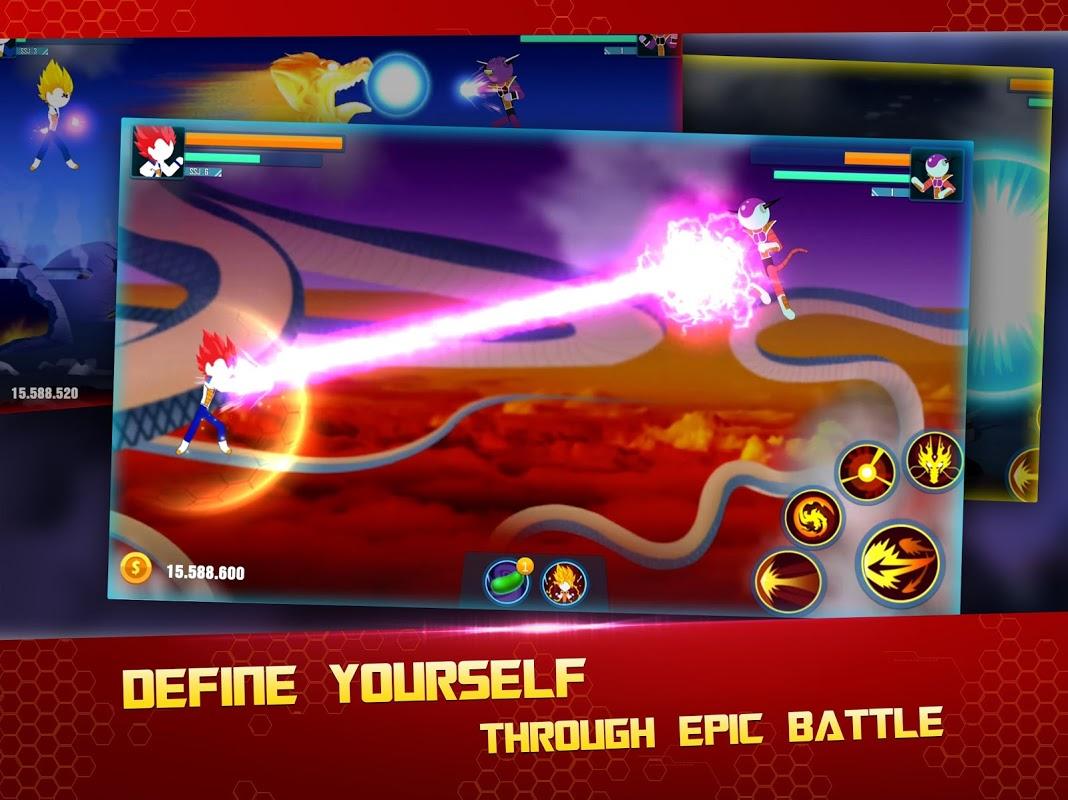Stick Z: Super Dragon Fight screenshot 1