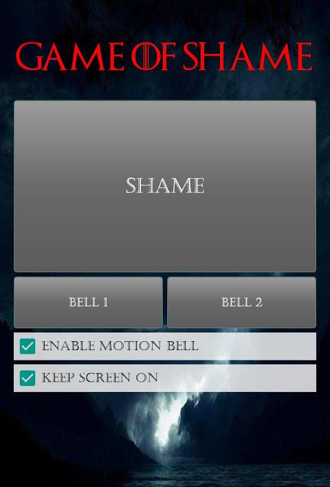 Game of Shame screenshot 1
