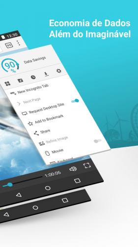 Puffin Browser Pro screenshot 2