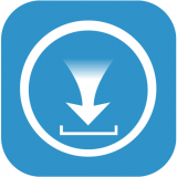 iTubeGo YouTube Downloader - HD Video Downloader and  MP3 Converter Icon