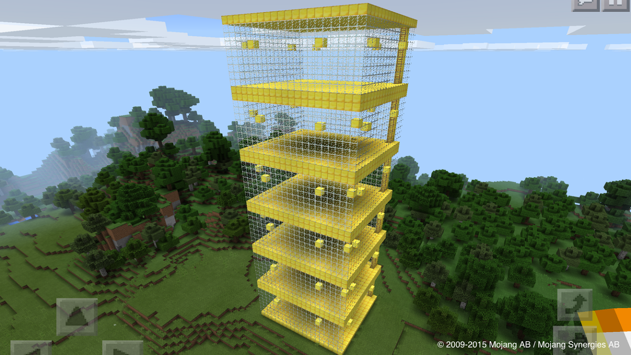 Minebot for Minecraft PE 0.14 screenshot 1