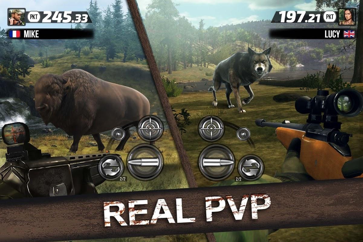 Wild Hunt:Sport Hunting Games. Hunter & Shooter 3D screenshot 2