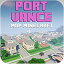 Map Port Vance for Minecraft