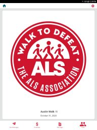 ALS Walk screenshot 2