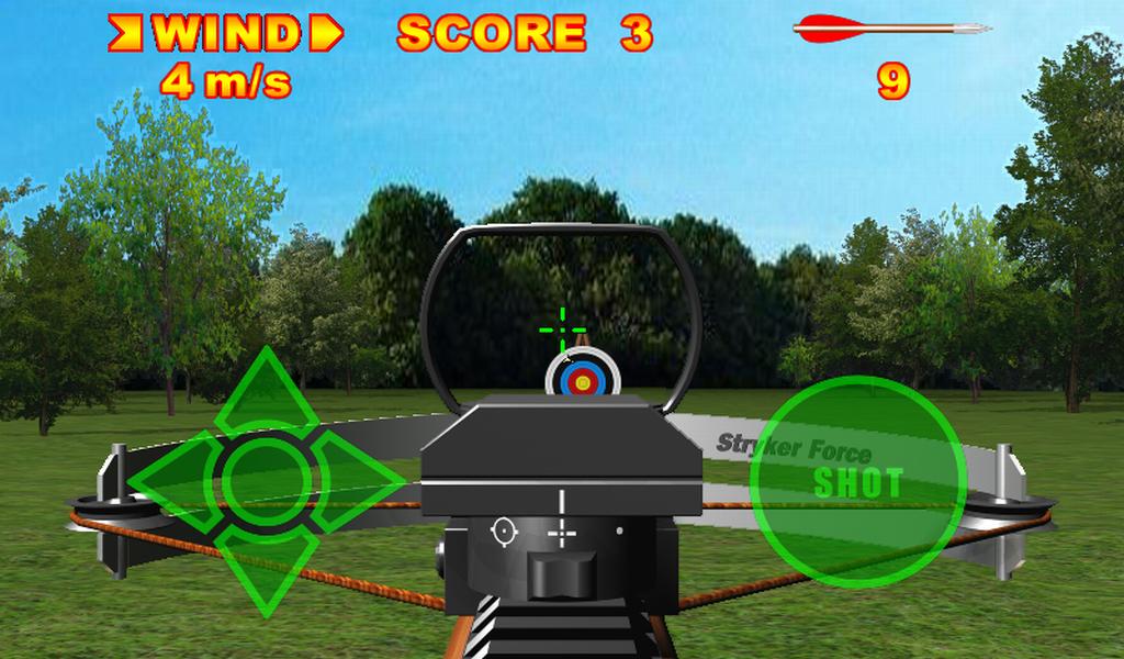 Crossbow Shooting deluxe screenshot 3