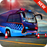 Police Bus Driving Simulator - Bus Simulator 2020 Icon