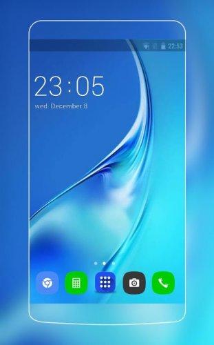 Theme for Galaxy J7 Prime Wallpaper HD