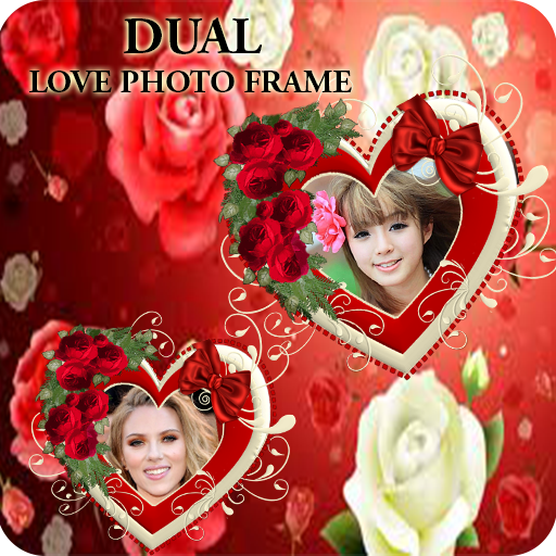Photo Frames Hd Dual Lovephoto Icon