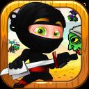Little Ninja Run : An Adventure Survival