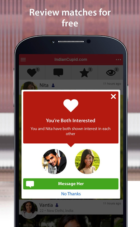 Gratis dating apps voor Android India