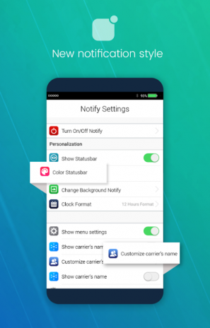 iNoty - iNotify OS 10 1 7 Download APK for Android - Aptoide