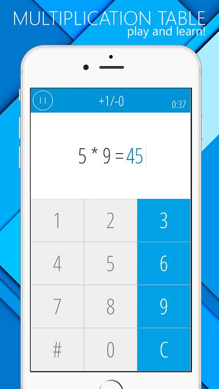 Math games, Mathematics screenshot 2
