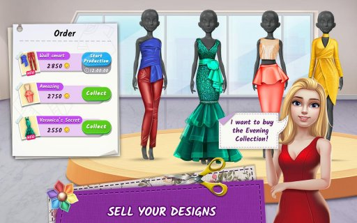 Fashion Tycoon screenshot 1