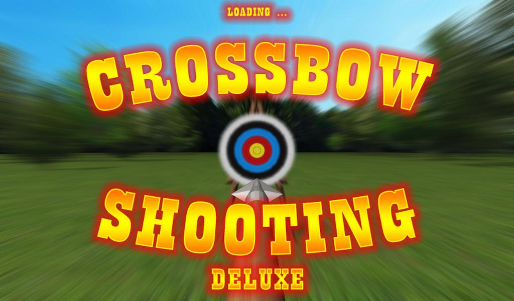 Crossbow Shooting deluxe screenshot 2