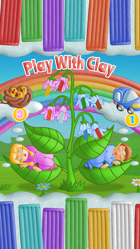 Play With Clay – Cute Animals screenshot 1