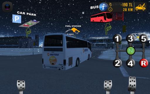 Anadolu Bus Simulator - Lite 1 5 Download APK for Android