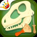 Dinosaurs for kids : Archaeologist - Jurassic Life