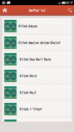 Kumpulan Hadits Shahih Bukhari 1 0 Unduh Apk Untuk Android Aptoide