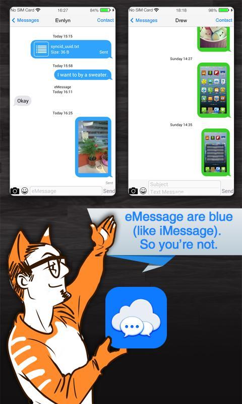 espier message 7 pro apk