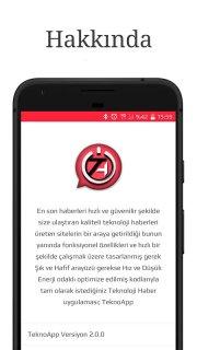 TeknoApp-Teknoloji Haberleri screenshot 8