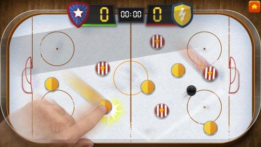 Ice Hockey League FREE screenshot 6