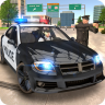 Police Drift Car Driving Simulator Icon