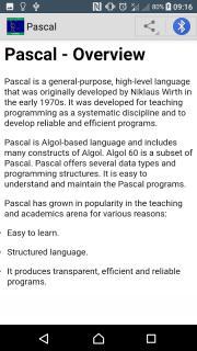 Learn Pascal Programming 1 0 0 Unduh APK untuk Android - Aptoide