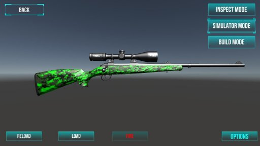 3D Ultimate Gun Simulator Builder screenshot 8