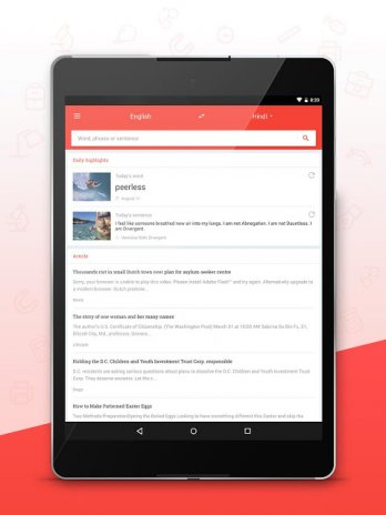 U-Dictionary: English offline 2 8 0 Download APK for Android