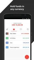 Xapo · Bitcoin Wallet & Vault Screenshot