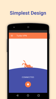 Turbo VPN – Unlimited Free VPN screenshot 1
