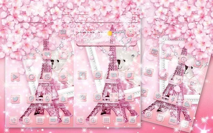 Pink Pairs Theme 111 Download Apk For Android Aptoide