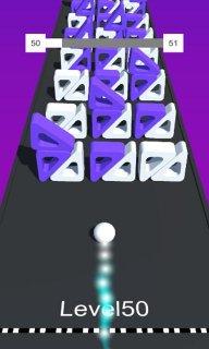 Color Bump Ball 3D screenshot 1