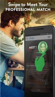 Shapr – Data-Driven Networking screenshot 3