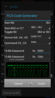 RCoid free - IR Remote Control screenshot 7