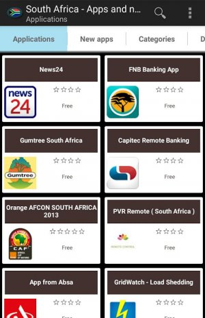 South African apps 2 0 7 Download APK for Android - Aptoide