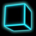 Infinite Cubes Particles 2 3D Live Wallpaper