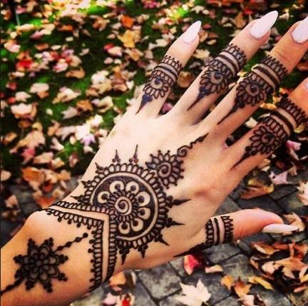 Contoh Henna Wedding Simple The Best Wedding 2018