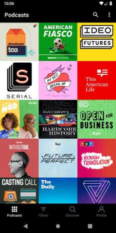 Pocket Casts - Podcast Player 7 0 5 Download APK for Android