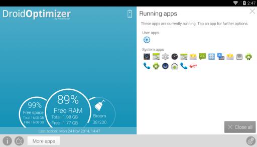 Droid Optimizer screenshot 13