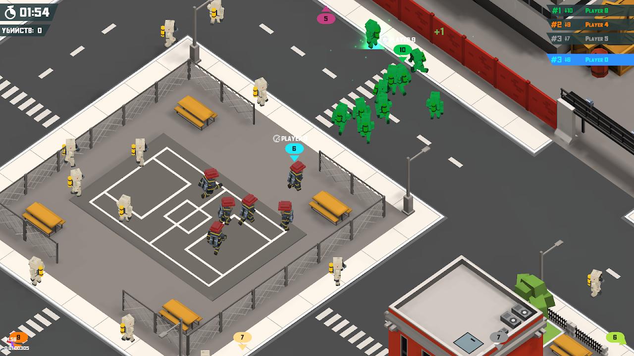 City Gangs: San Andreas screenshot 6