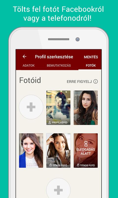 Új társkereső alkalmazások androidra