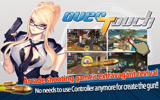 Over Touch : Gun Shooting screenshot 6