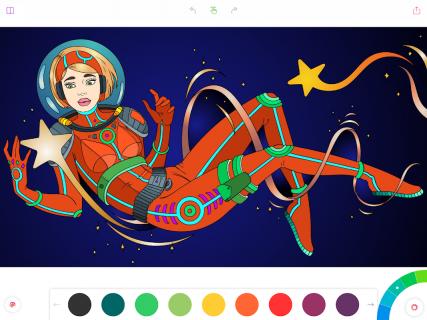 Drawing Desk: Draw,Paint,Color,Doodle & Sketch Pad screenshot 3