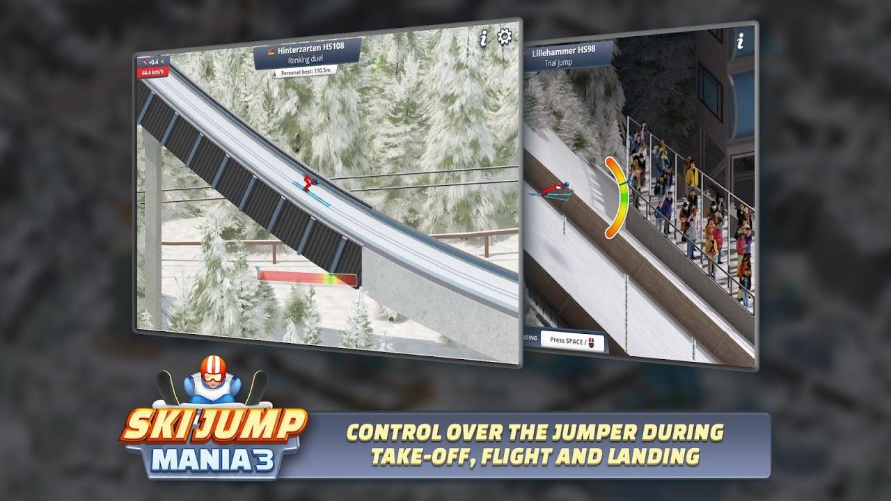 Ski Jump Mania 3 screenshot 1